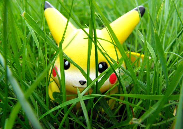 Pikachu (imagen referencial)