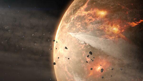 El viaje del asteroide Bennu - Sputnik Mundo