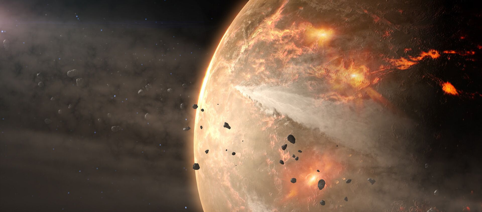 El viaje del asteroide Bennu - Sputnik Mundo, 1920, 22.10.2020
