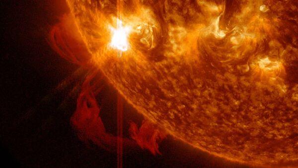 El sol (archivo) - Sputnik Mundo