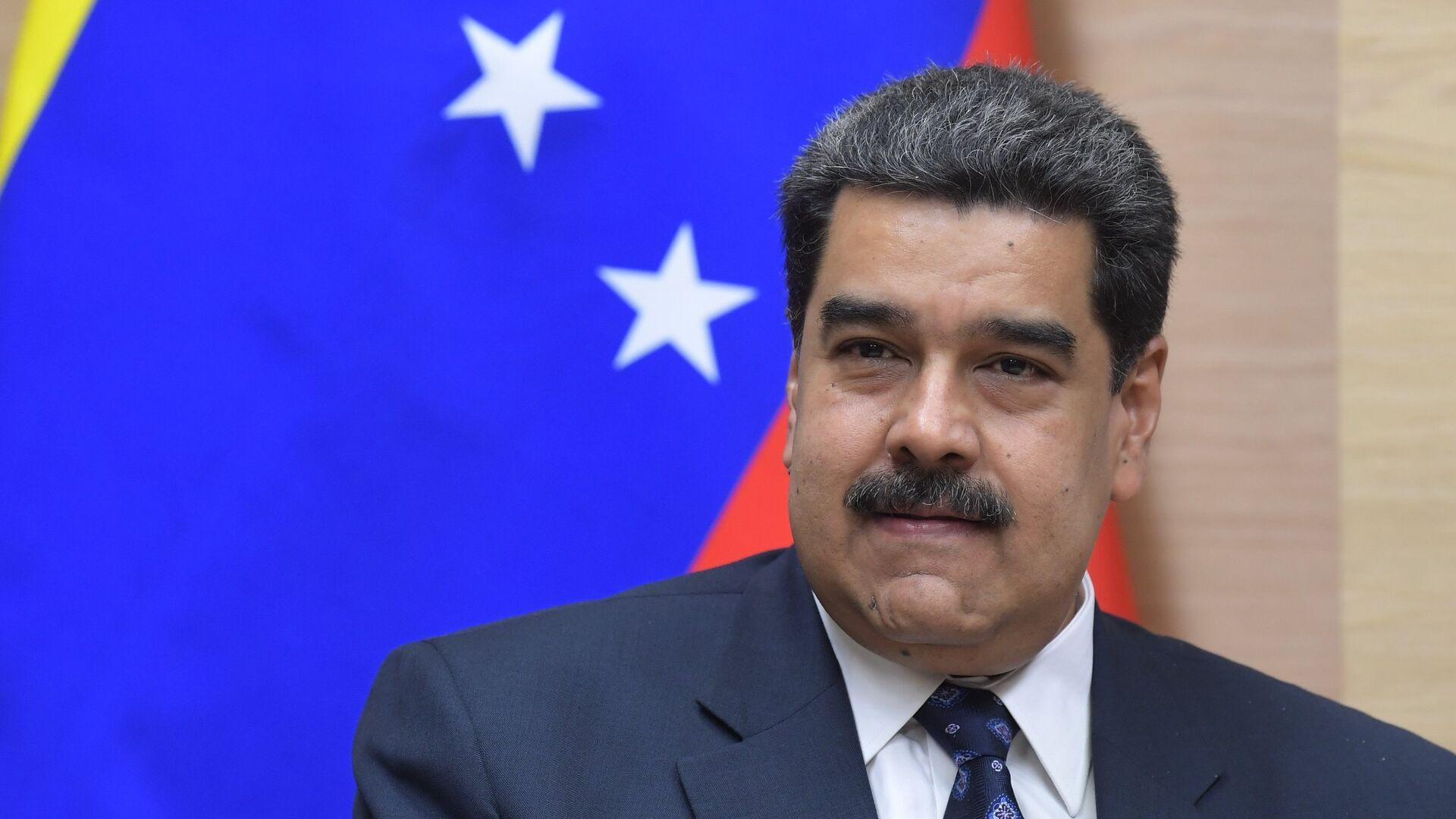 Nicolás Maduro, presidente de Venezuela - Sputnik Mundo, 1920, 07.03.2021
