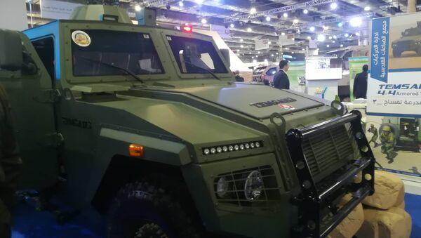 Vehículo blindado egipcio Timsaj - Sputnik Mundo
