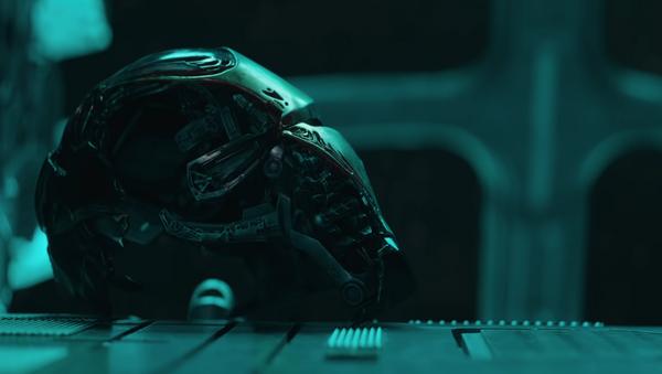 Una escena de la nueva parte de Los Vengadores - Sputnik Mundo