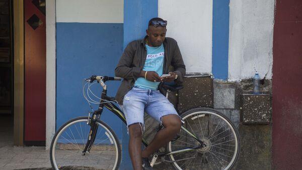 Internet Cuba - Sputnik Mundo