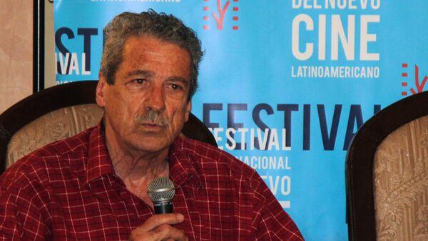Fernando Pérez, cineasta cubano - Sputnik Mundo