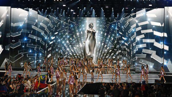 Participantes del concurso Miss Universo - Sputnik Mundo