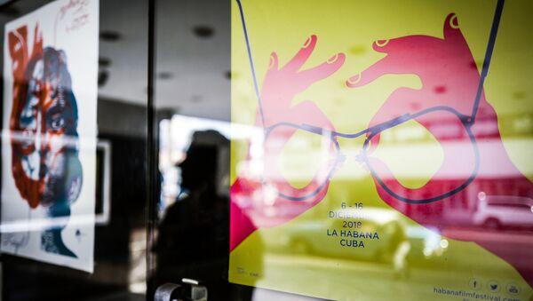 El 40 Festival Internacional del Nuevo Cine Latinoamericano - Sputnik Mundo