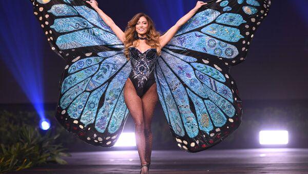 Espléndido desfile de trajes nacionales en el concurso Miss Universo 2018 - Sputnik Mundo