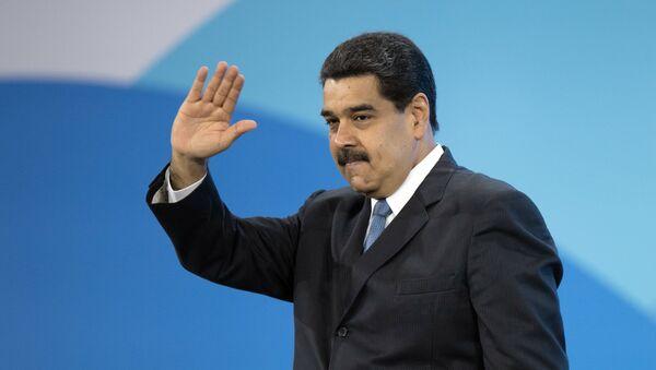 Presidente de Venezuela, Nicolás Maduro - Sputnik Mundo
