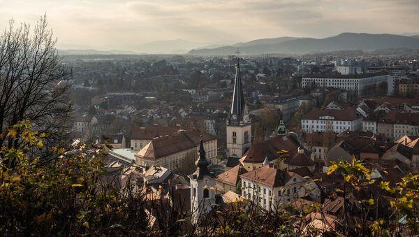 Ljubljana, la capital de Eslovenia - Sputnik Mundo