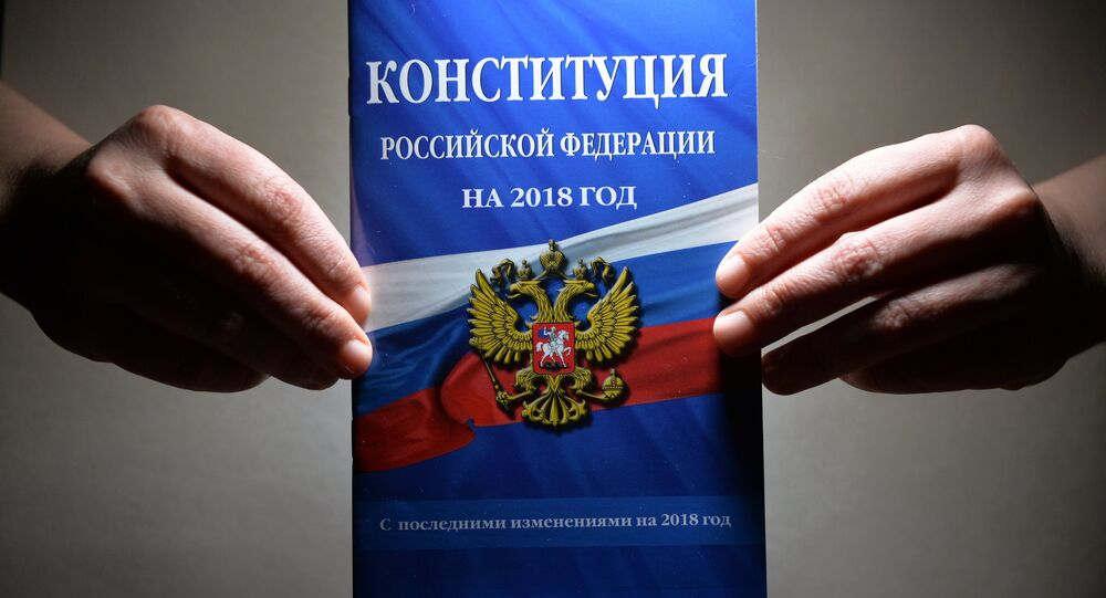 Constitución de Rusia