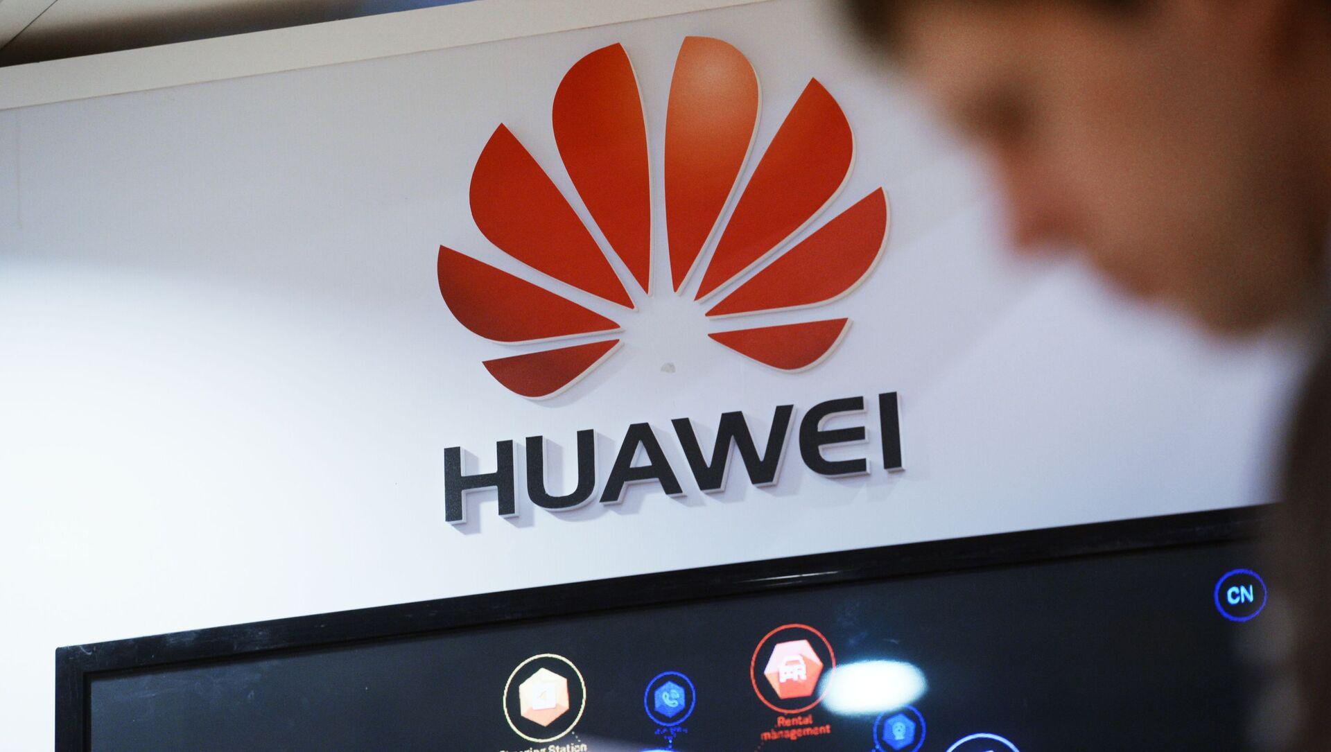 El logo de la compañía china Huawei - Sputnik Mundo, 1920, 03.11.2020
