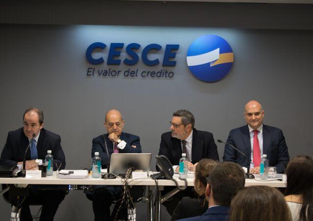 Acto de presentación del prontuario de sanciones internacionales en España