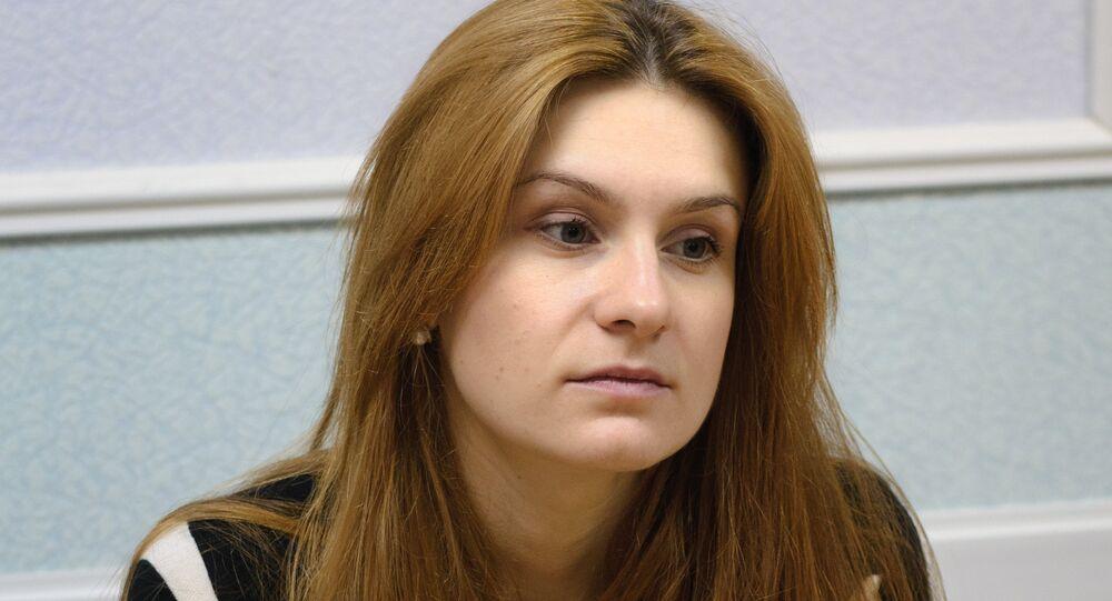 María Bútina