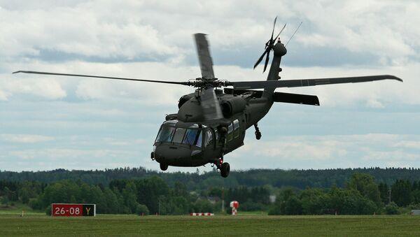 Sikorsky S-70 Black Hawk - Sputnik Mundo