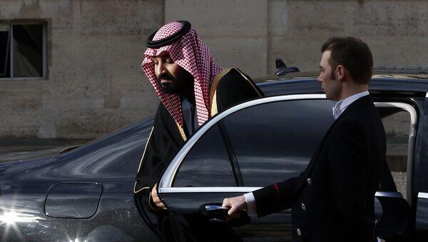 El príncipe heredero de Arabia Saudí, Mohammed bin Salman - Sputnik Mundo