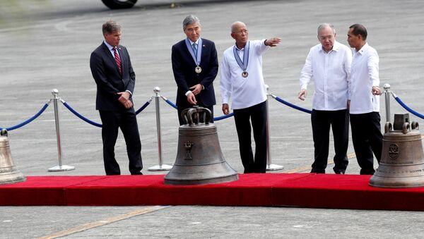 Las campanas de Balangiga - Sputnik Mundo