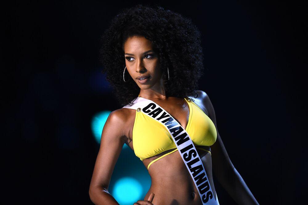 La belleza en traje de baño de Miss Universo 2018