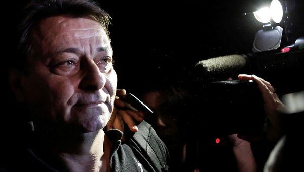 Cesare Battisti, exactivista brasileño - Sputnik Mundo