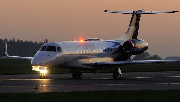 Embraer Legacy 600 - Sputnik Mundo