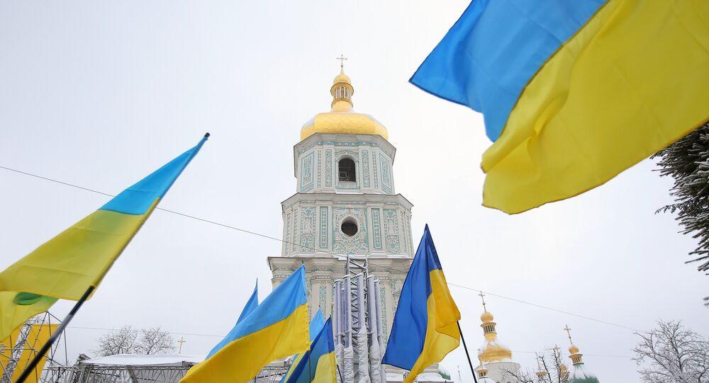 Concilio de unificación en Ucrania