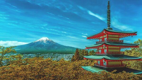 El monte Fuji (Japón) - Sputnik Mundo