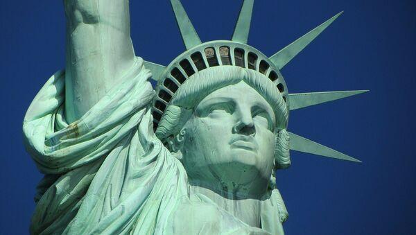 La Estatua de la Libertad en Nueva York (EEUU) - Sputnik Mundo