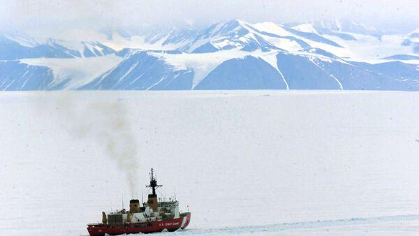 Antártida, archivo - Sputnik Mundo