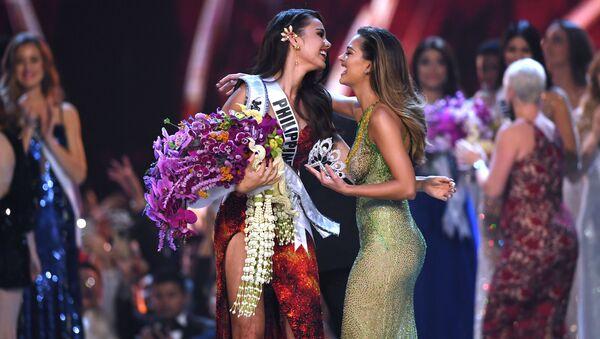 Miss Universo 2018: así son las mujeres más bellas de la Tierra y de la galaxia entera - Sputnik Mundo