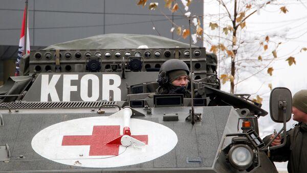 Las Fuerzas de Seguridad de Kosovo - Sputnik Mundo