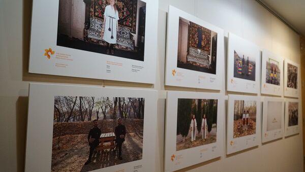 Exposición del concurso Andréi Stenin en Madrid - Sputnik Mundo