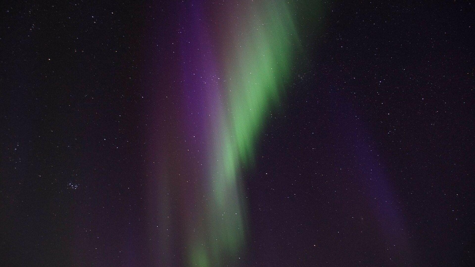 Aurora boreal, imagen referencial - Sputnik Mundo, 1920, 11.08.2021