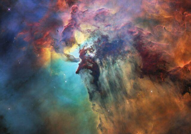 La nebulosa Laguna (archivo)