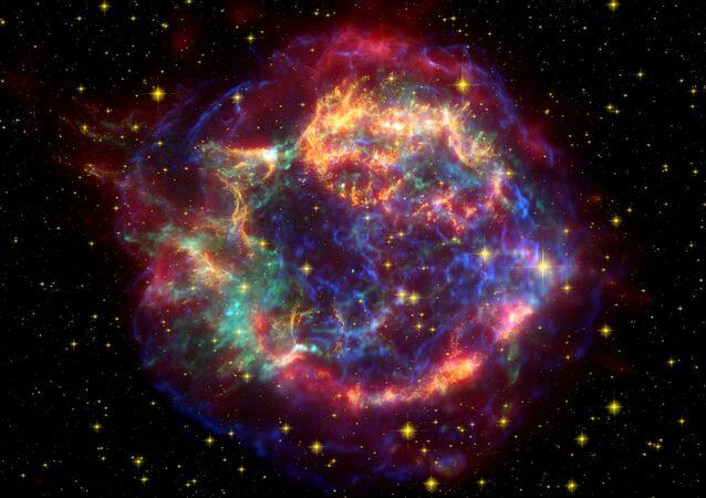 Estrellas y nebulosas: las fotos espaciales más espectaculares que nos deja el año