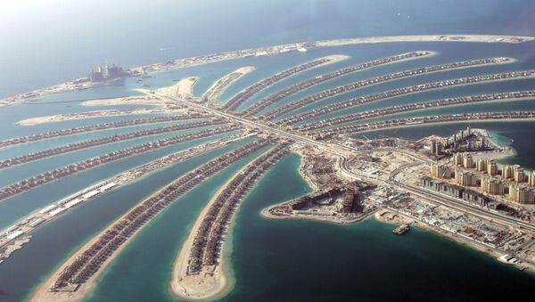 Palm Jumeirah (Emiratos Árabes Unidos) - Sputnik Mundo