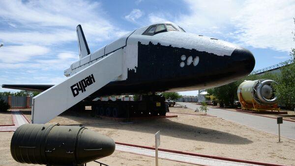 La nave espacial Buran - Sputnik Mundo