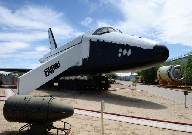 La nave espacial Buran