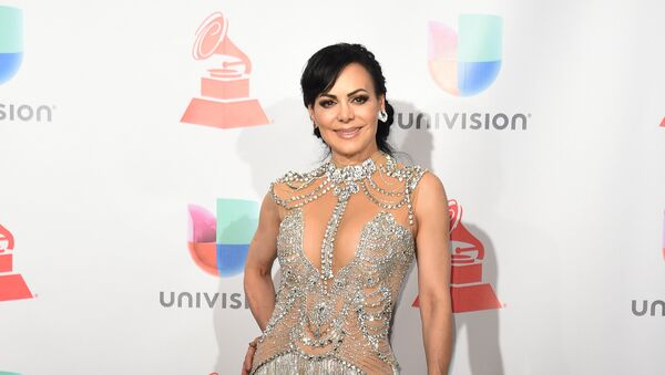 Maribel Guardia, actriz puertorriqueña - Sputnik Mundo