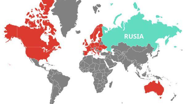 Expulsión de diplomáticos rusos y respuestas recíprocas - Sputnik Mundo