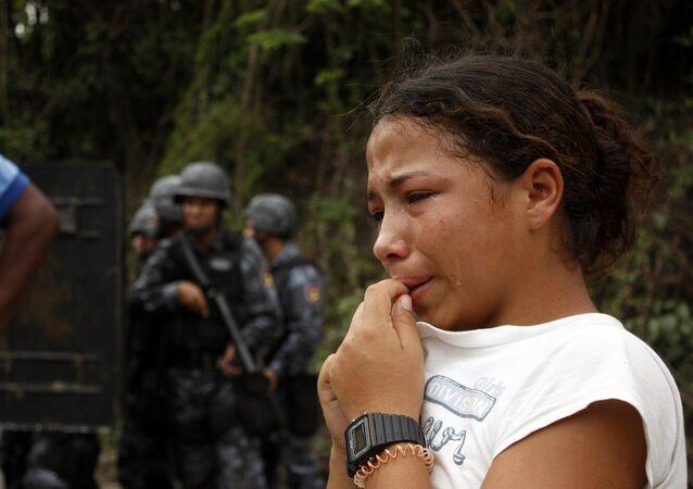 Una intervención de la Policía Militar en un barrio popular de Río de Janeiro en 2010