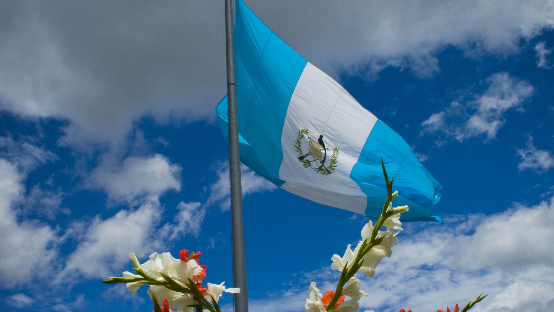 Bandera de Guatemala  - Sputnik Mundo, 1920, 23.07.2021