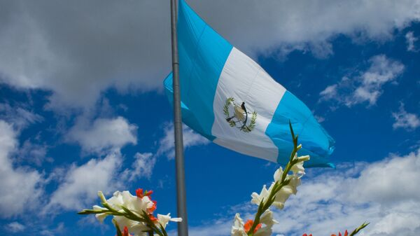 Bandera de Guatemala  - Sputnik Mundo