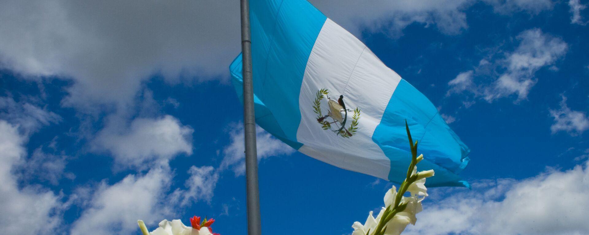 Bandera de Guatemala  - Sputnik Mundo, 1920, 10.06.2021