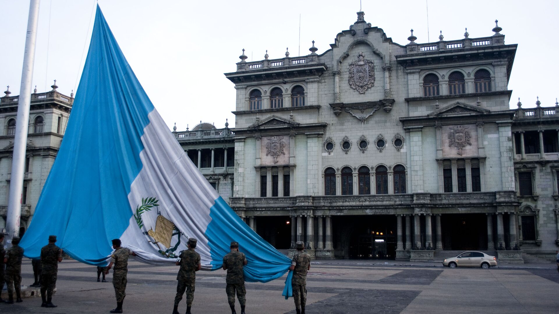 Bandera de Guatemala - Sputnik Mundo, 1920, 14.04.2021