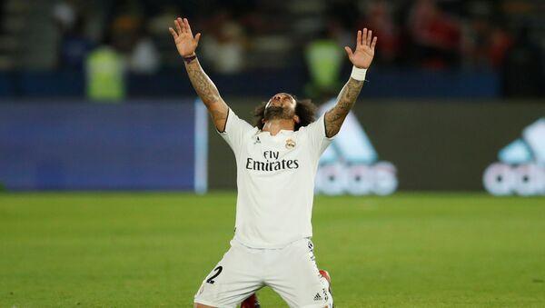 La final entre Real Madrid y Al Ain - Sputnik Mundo