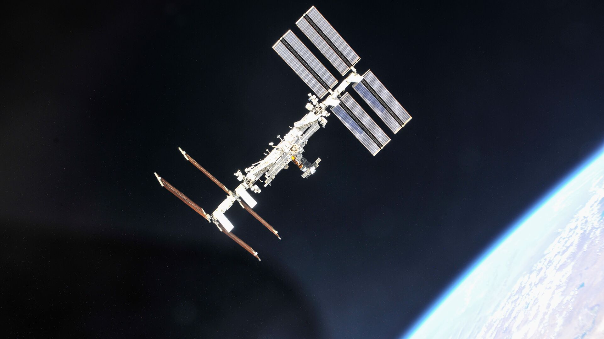 Estación Espacial Internacional (EEI)  - Sputnik Mundo, 1920, 10.03.2021