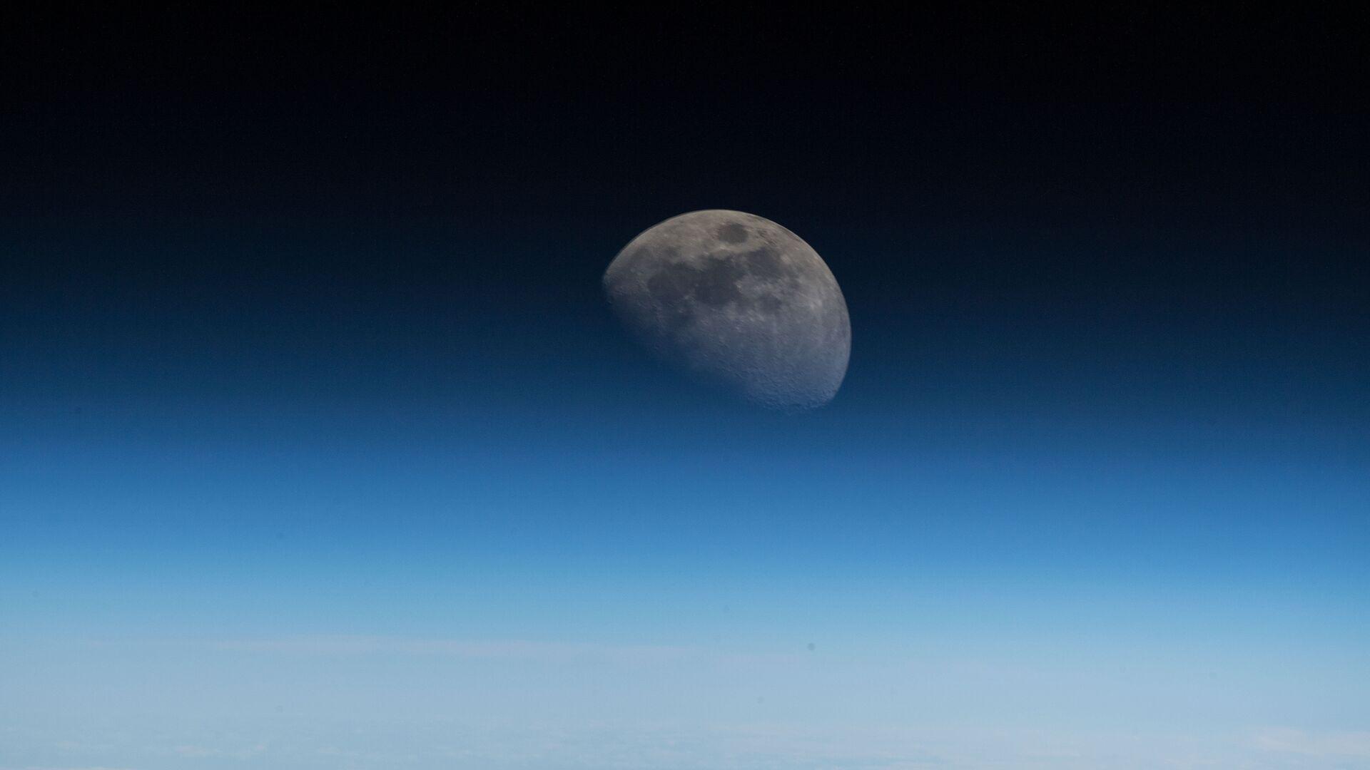 La Luna (imagen referencial) - Sputnik Mundo, 1920, 28.02.2021