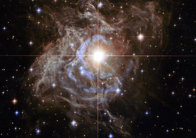 Estrella variable RS Puppis