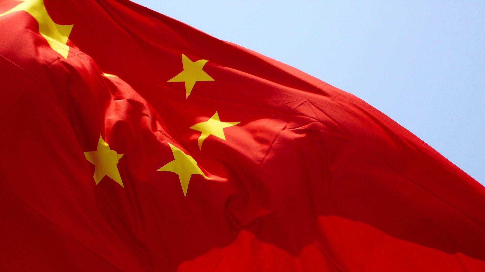 Bandera de China - Sputnik Mundo, 1920, 05.08.2021