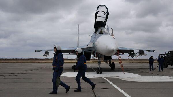 Aeropuerto internacional de Belbek en Crimea, la cuna de la aviación rusa - Sputnik Mundo